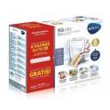 Pack Jarra filtrante Marella + 6 filtros Maxtra+ Brita