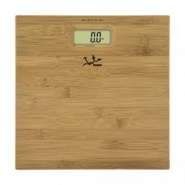 Bascula de baño JATA  bambú 489